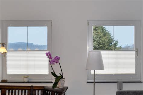 Fenster Sichtschutz Unten by Klemmfix Plissee F 252 R Fenster T 252 Re Faltrollo Rollo