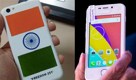 Smartphone Bell Freedom 251 freedom 251 ringing bells makes rs 63 crores in 2 days from world s cheapest smartphone