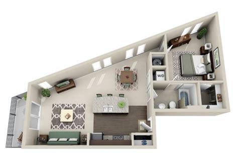 plan 3d chambre plan 3d appartement 1 chambre 24