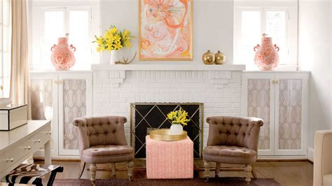 southern home decor ideas a decorator s 1920s home redo southern living