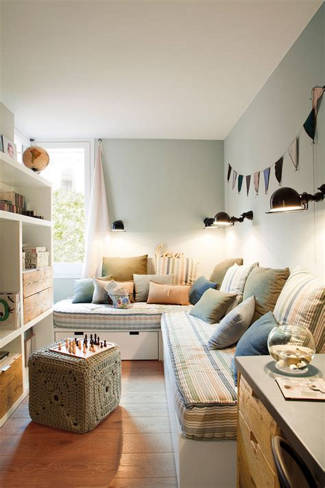 habitaciones juveniles con dos camas dormitorios infantiles 7 buenas ideas para compartir