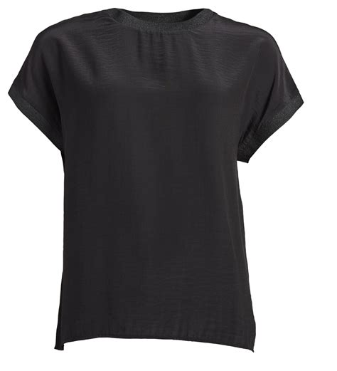 Norma Top co couture new norma top s s shirt black