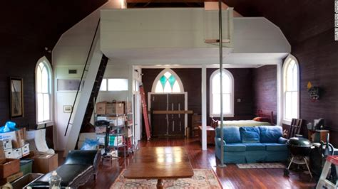 adaptive reuse churches remodeled into homes offices