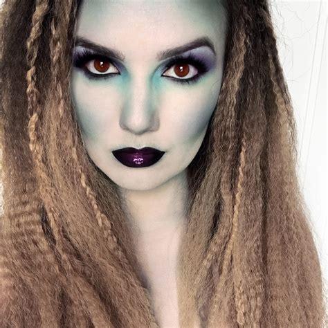 hair and makeup halloween halloween mermaid makeup and hair tease and makeup