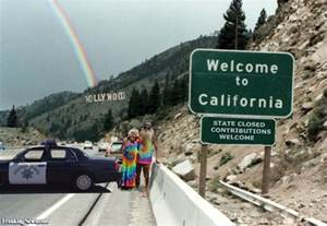 California Pics California Road Sign Pictures Freaking News