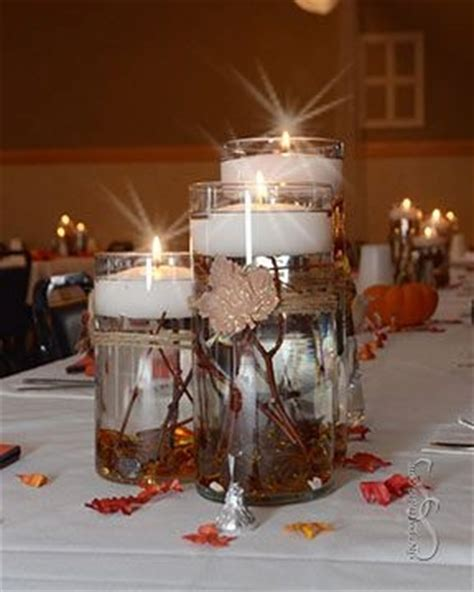 Vase And Candle Centerpieces by Cylinder Vase Centerpieces Twigs In Vase Floating Candle