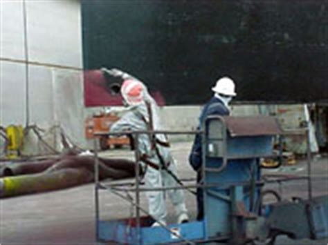 spray painter ppe shipyard employment etool gt ship repair painting and