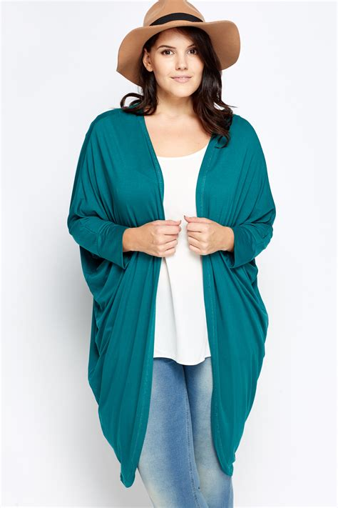 Batwing Sleeve Open Front Cardigan batwing sleeve open front cardigan just 163 5