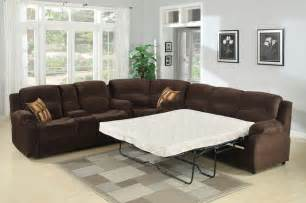 Sleeper Sofa With Tempurpedic Mattress Sectional Sofas With Sleeper Bed Ansugallery