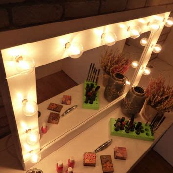 Style Vanity Mirror With Lights by Shop Vanity Mirror On Wanelo