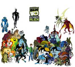 american cartoons ben 10 ultimate alien
