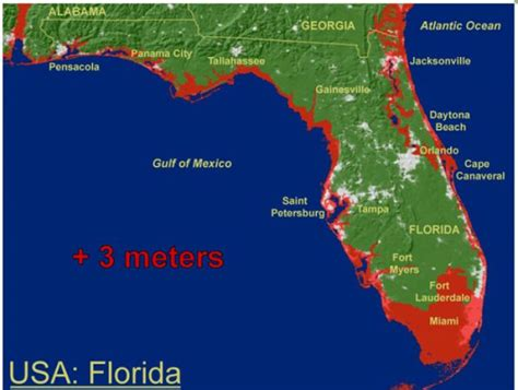 House Design Online the frightening reality of sea level rise for united