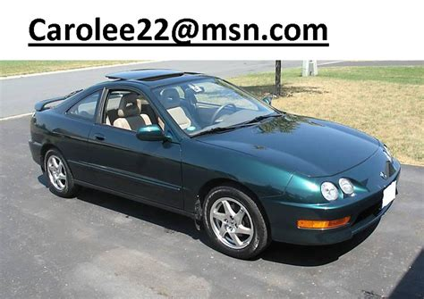 1999 acura integra for sale illinois