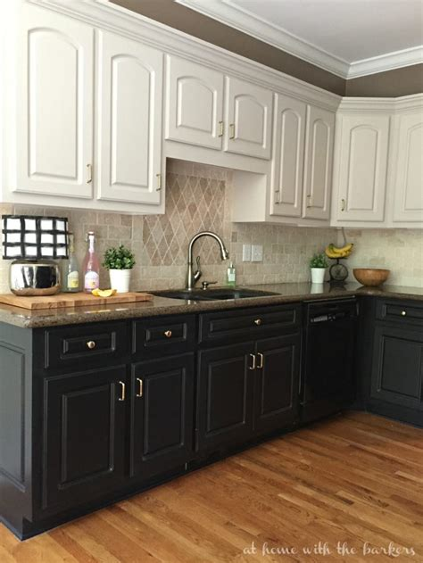 how to makeover kitchen cabinets one room challenge kitchen makeover reveal