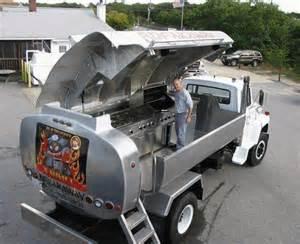 Truck Grill Wheels Awesome Bb Grill On Wheel Bbq Crib