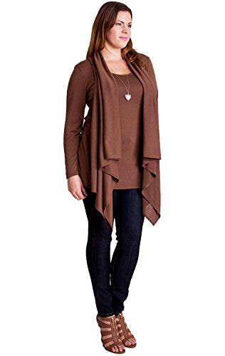 Outer Vest Cardigan fashion bug plus size sweaters plus size 2 in 1 vest sleeve cardigan