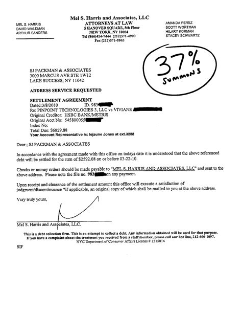 Payoff Letter Credit Agreement letters to creditors to settle debt pictures to pin on