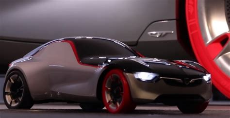 opel gt concept rc car gm authority