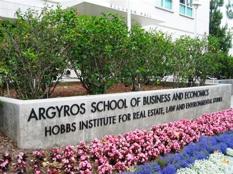Argyros Mba by Argyros Holds Mba Information Session Metromba