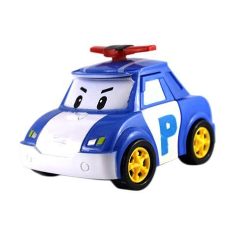 Mainan Edukasi Jam Mobil jual robocar poli mainan mobil edukasi anak