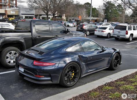Porsche Gt3 991 by Porsche 991 Gt3 Rs 16 January 2017 Autogespot