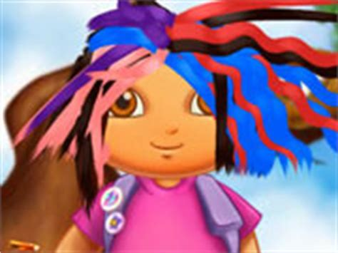 dora real haircuts play best free game on gamefree la dora games play free online dora games