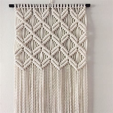 Free Macrame Patterns And - macrame patterns macrame pattern macrame wall by