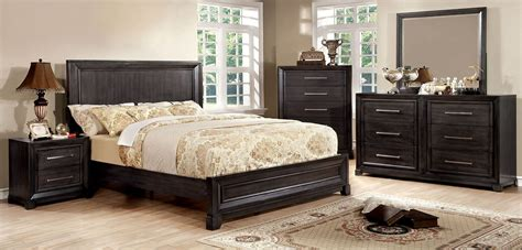 bradley gray bedroom set cm7780q furniture of america