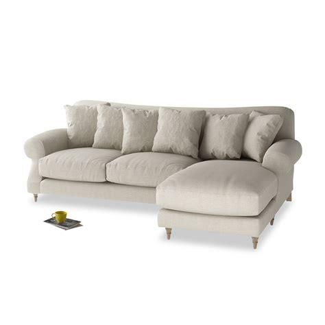 crumpet sofa crumpet chaise sofa deep comfy chaise loaf