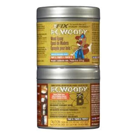 pc products 6 oz pc woody wood epoxy paste 083338 the