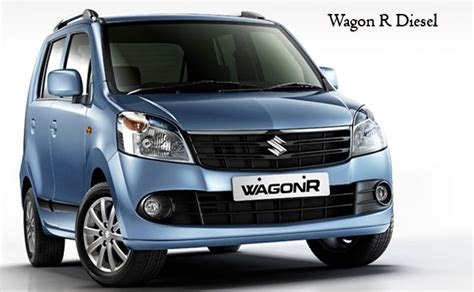 Suzuki Wagon R Diesel Maruti Suzuki Wagon R Diesel Launching Soon