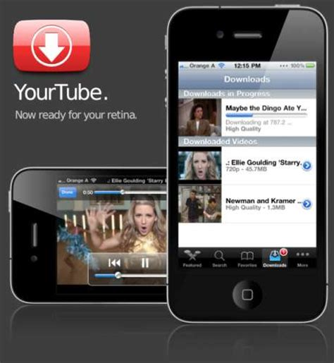 download youtube iphone 5 yourtube jailbreak app allows users to download youtube