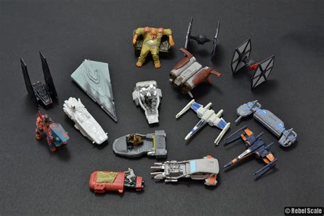 Wars Tiny Imperial Ships Micromacines wars hasbro micro machines scale list rebel scale