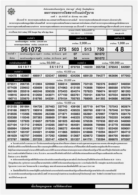 thailand lottery  result st january   wednesday
