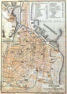 odessa map germans from russia heritage collection