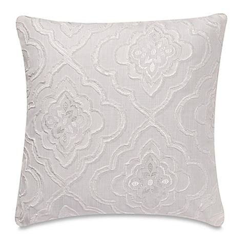 my pillow bed bath beyond my throw own pillow mystic throw pillow cover in white