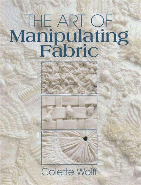 manipulated books the of manipulating fabric
