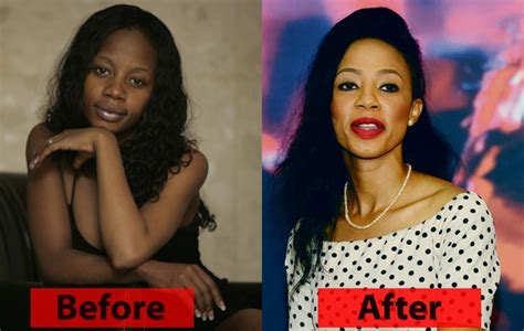 Kelly Khumalo What Skin Bleaching She Use | dying to be white city press