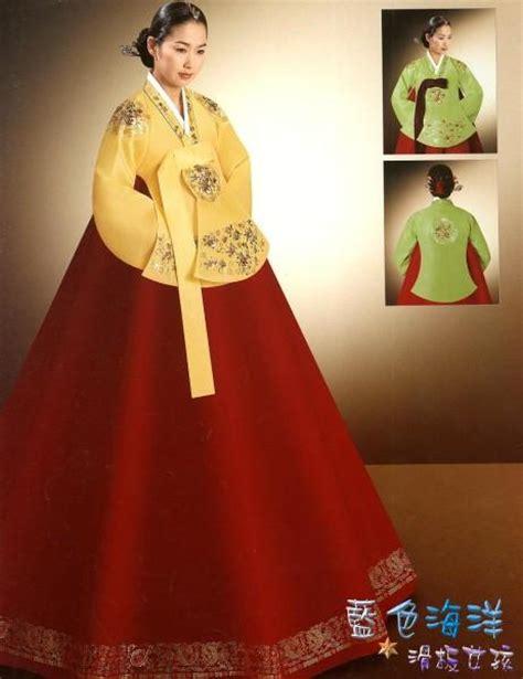 Baju Hanbook Korea hanbook traditional fashion