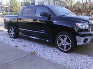 Toyota Tundra On 28 Inch Rims Trd 22 In Rims Need Beefy Tires