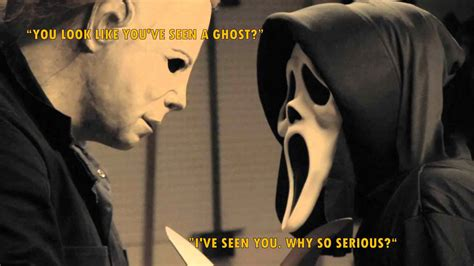 Scream Movie Meme - screaming for michael myers needs a laugh wicked horror