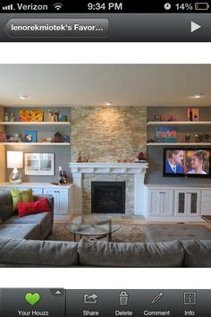 tv not fireplace family room wall mounted tv design