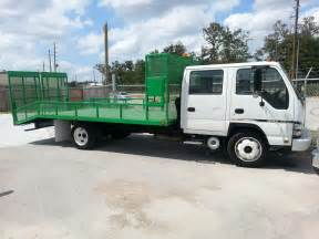 Isuzu Landscape Truck Truck Fleet Used Fleet Truck Sales Medium Duty