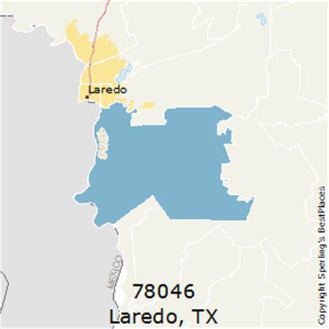 laredo texas zip code map best places to live in laredo zip 78046 texas