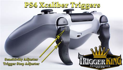 4 türiger kleiderschrank review trigger king xcalibur ps4 adjustable triggers