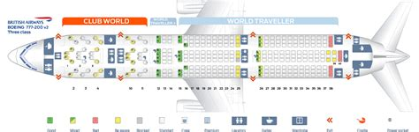 Boeing Locations Map Business Stltoday by Seat Map Boeing 777 200 British Airways Best Seats In Plane
