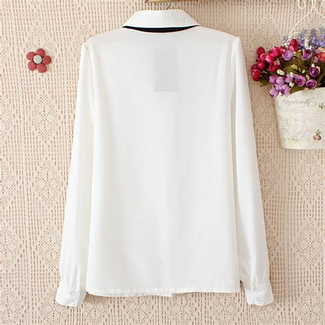 Kaos Longsleve Quiksilver Ori Bm 36 korean students sweet bow chiffon blouse 183 fashion kawaii japan korea 183 store powered