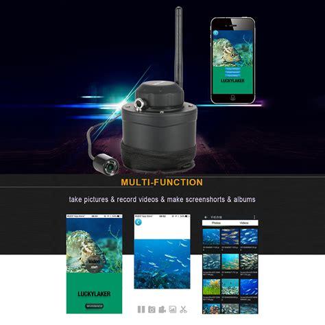 Harga Fish Finder Android by Fishersmart Wireless Underwater Fishing 80m Range