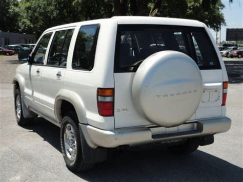 how make cars 1995 isuzu trooper parking system find used 1998 isuzu trooper s in 2381 u s hwy 441 27 fruitland park florida united states
