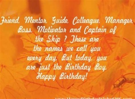 Happy Birthday Wishes To A Mentor Birthday Wishes Colleague Wishes Greetings Pictures